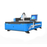 Buy cheap Fiber laser cutting machine sheet metal for aluminium stainless steel SF3015G from wholesalers