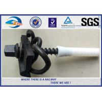 Buy cheap W14 Rail Fastening System skl14 screw spike,rail pad hot dip galvanized from wholesalers