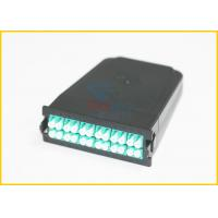 Buy cheap MPO-LC OM3 Modular Cassette Patch Panel from wholesalers