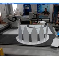 Buy cheap POP foam board display CNC Cutting Equipment production machine from wholesalers