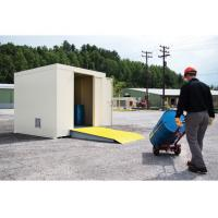 Buy cheap Hazardous Material Storage Building , Chemical Storage Buildings For Flammable Liquids from wholesalers