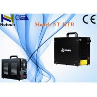 Buy cheap Black Commercial Ozone Generator For Home  Formaldehyde Removal / Wash Vegetables from wholesalers