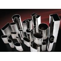 Buy cheap Competitive Price Stainless Steel Oval Pipes Special Section Tube/Pipe product