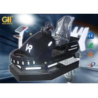 Buy cheap Metal + Hardware Material Virtual Reality Speed Racing Simulator / VR Game product