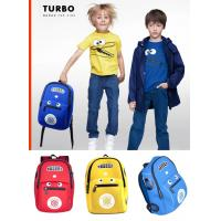 Buy cheap Cars shape Neoprene diving material fashion Children's backpack healthy lovely children school bag backpack from wholesalers