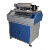 Buy cheap 2500W Hot And Cold Automatic Thermal Lamination Machine With Pattern from wholesalers