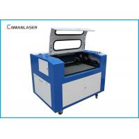Buy cheap 6090 100w Laser Engraver Cutter Machine With RD Control System HIVIN Square Rails from wholesalers