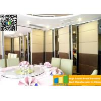 China Aluminium Wall Divider Panels Decorative Wall Partition Temporary Room Dividers on sale