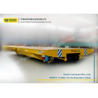 Buy cheap Customized DC Power Rail Transfer Cart With Pandent And Remote Controller from wholesalers