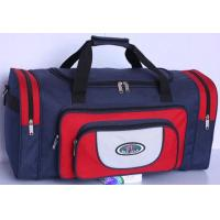 Buy cheap 600D Polyester Travel Bag in Many Design with Front and Side Pockets from wholesalers