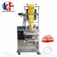 Buy cheap KEFAI Factory price four side seal shampoo packing machine from wholesalers