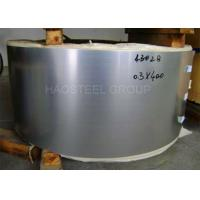 Buy cheap Thickness 0.2mm - 25mm Hot Rolled Steel Coil / Polished Stainless Steel Strips from wholesalers