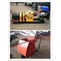 Buy cheap Cable Drum Winch,Cable pulling winch, cable puller,Cable Drum Winch from wholesalers