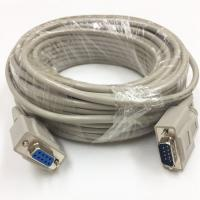 Buy cheap Extension Rs232 Serial Cable 25ft Db9 Male To Female Length 1 To 100m from wholesalers