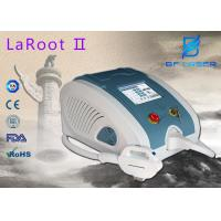 Buy cheap Safe IPL Hair Removal Equipment With 3 Capacitors , Unwanted Hair Removal Machine from wholesalers