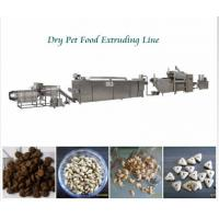 Buy cheap Full Automation Dental Care Pet Food Production Line 800 - 1000kg/Hr Type from wholesalers