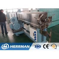 Buy cheap Plastic Extruder Cable Extrusion Line PVC PE PP With Portal Type Pay Off from wholesalers