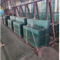 Buy cheap 5mm+1.52PVB+5mm clear annealed laminated glass from wholesalers