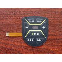 Buy cheap OEM PC 3C Electronic Tactile Touch Screen Membrane Switch Panel Customized from wholesalers