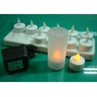 Buy cheap Rechargeable LED Candle with 12candles (EW-CAN05) from wholesalers