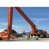 Depth Digging Wearable Long Reach Boom And Stick 20m For Metro Construction