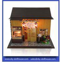 Buy cheap Diy wooden toy dollhouse big roombox toy 13827 from wholesalers