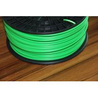 Buy cheap Grade A 3mm PLA Filament / Green 3.0mm PLA Plastic Filament from wholesalers