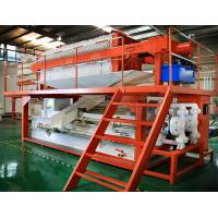 Buy cheap Iron Filter System Ferrious Iron Removal Solution Of Hot Dip Galvanizing from wholesalers