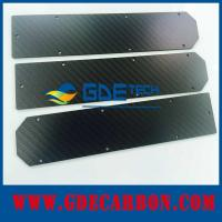 Buy cheap CNC Machined Carbon Fiber Composite Parts from wholesalers