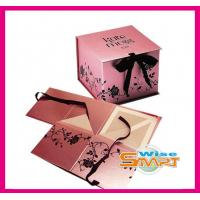 Buy cheap Matte or Grossy Lamination,Varnishing, UV Coating Foldable Paper Box / Gift Packaging Boxes for Cosmatic PB2012316 from wholesalers