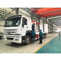 Buy cheap SINOTRUK  6 X 4  Heavy Cargo Truck Landing Leg Lift System For Towing Semi Trailer from wholesalers