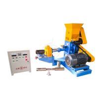 Buy cheap Easy Operate Shrimp Feed Machine , Shrimp Fish Feed Extruder Machine from wholesalers