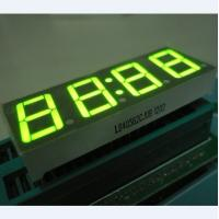 Buy cheap Super Green 0.56 Inch Clock LED Display , Common Anode 7 Display from wholesalers