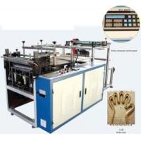 Buy cheap Automatic HDPE Gloves Making Machine from wholesalers