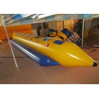Buy cheap Water Games Inflatable Banana Boat , lake & Seashore Inflatable Flying Fish 6.4 X 1.31m from wholesalers