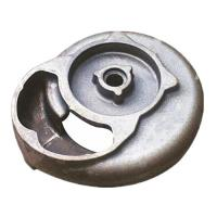 Buy cheap OEM Ductile Iron Casting Parts CNC Machining Components Long - Term Use product