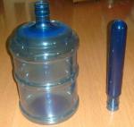 Buy cheap 5 gallon water bottle perform / 5 gallon pet preform QS / SGS / FDA from wholesalers