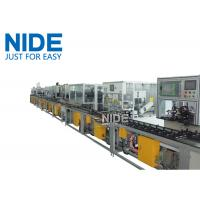 Buy cheap High Effiecency Rotor Winding Machine Rotor Manufacturing Assembly Line from wholesalers