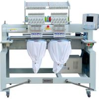 Buy cheap Mixed Multi-head Embroidery Machine with Dahao control system product
