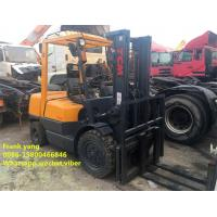 Buy cheap second hand  TCM Forklift 3 Ton  , tcm used 3 ton diesel forklift for sale product