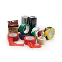 Buy cheap Single Double Color Industrial Floor Marking Tape / Floor Line Tape Multi Purpose from wholesalers