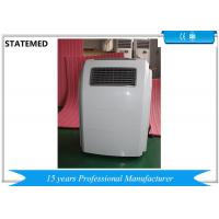 Buy cheap 7.5KG Mobile Plasma Air Disinfection Machine Circulation Air Volume 600m3 / H from wholesalers