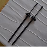 Buy cheap Customized Compression Gas Springs With Protective Cover Gas Struts from wholesalers