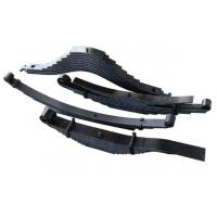 Buy cheap Suspension Assembly Truck Leaf Springs Painting After Shot Peening 52kg from wholesalers