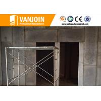 China Heat Resistant Insulated  EPS Foam Cement Sandwich Wall Panel Fire Rated on sale