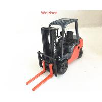 Buy cheap OEM zinc alloy Toyato forklift Model maker/plastic model maker from wholesalers