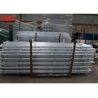 Buy cheap Multipurpose Scaffolding Ring Lock System 3M , Stair Scaffolding System For Viaducts from wholesalers
