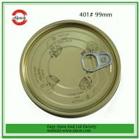 Buy cheap easy open end,EOE,Easy open lid,tinplate easy open end,beverage easy open end from wholesalers