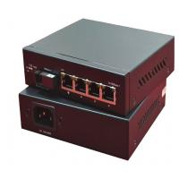 Buy cheap 5 Port Ethernet Switch with one-key port isolation from wholesalers