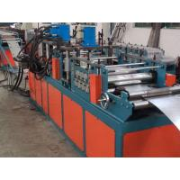 Buy cheap 18 Forming Stations Roll Forming Equipment For Fire Damper Production Chain Drive from wholesalers